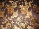 Japanese Antique Textile Silk Fukuro Obi Meiji