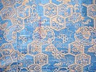 Japanese Antique Textile Silk Brocade Obi Edo