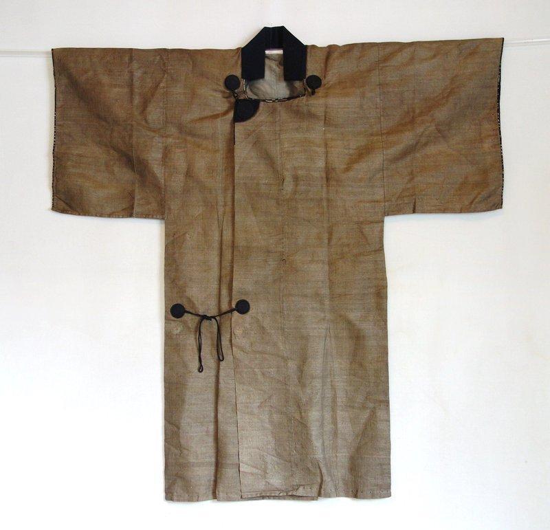 Japanese Antique Textile Kudzu-fu Dochugi