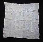 Korean Antique Textile Chogappo Made of Asa Fragments