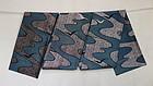 Japanese Vintage Textile Silk Brocade Obi Sash