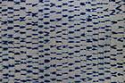 Japanese Vintage Textile Cotton Taiten Shibori Kimono