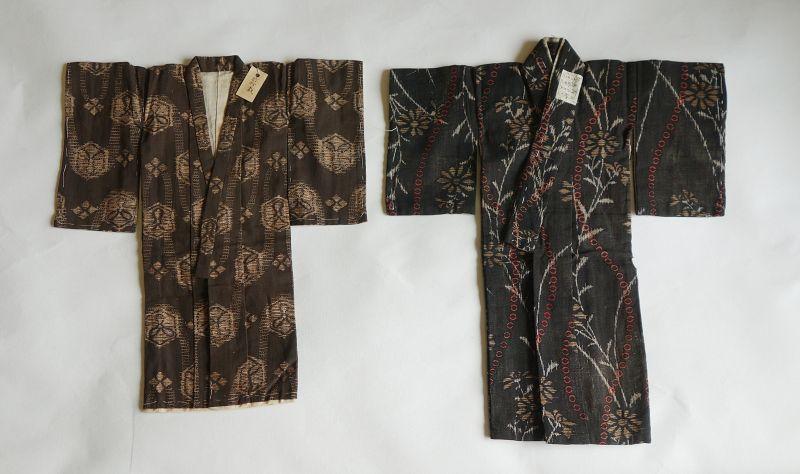 Japanese Vintage Textile Saiho Hinagata Miniature Sewing Sample