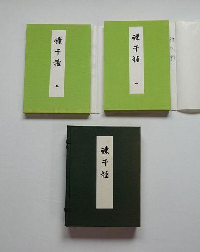 Japanese Vintage  Print 1000 Butterflies by Kamisaka Sekka