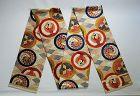 Japanese Vintage Textile Maru-obi for Formal Kimono