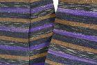 Japanese Vintage Textile Sakiori Obi Sash Silk