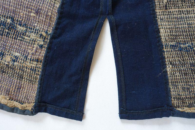 Japanese Vintage Textile Sakiori Sodenashi Vest