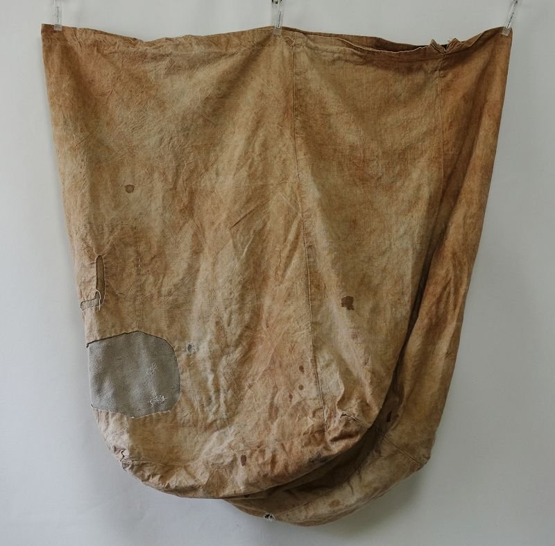 Japanese Vintage Textile Recycled Cotton Bag for Cocoons