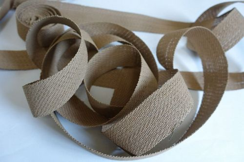 Japanese Vintage Textile Band Made of Paper Thread