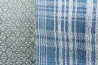 Japanese Antique Textile Yamamayu Juban Under Kimono Wild Silk