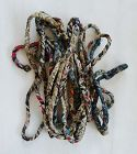Japanese Vintage Textile Boro Rope Recycled from Old Cotton Cloth-2