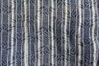 Japanese Antique Textile Echigo-jofu Kasuri Hanten