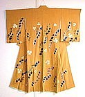 Girl's Silk Kimono for Stage