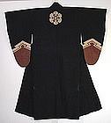 Japanese Antique Textile Kimono For Palanquin Bearer