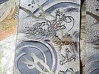 Japanese Vintage Textile Silk Obi Dragon