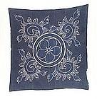 Japanese Antique Mingei Textile Karakusa Furoshiki