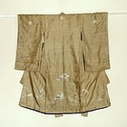 Japanese Antique Textile Boy's Kimono With Treasures