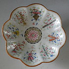 Tongzhi  Porcelain Stem Dish, Mark and Period