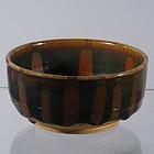 Rare Jurchen Tartar Jin Dynasty Black Glazed Bowl