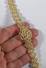 14K Yellow Gold Ladies Montres Rolex Dress Watch