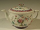 Famille Rose Teapot with Fencai Enamels, Qing