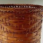 Large Japanese Ikebana Basket, circa 1930s