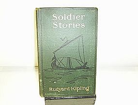 Soldier Stories by Rudyard Kipling