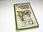 Robinson Crusoe by Danel Defoe paperback