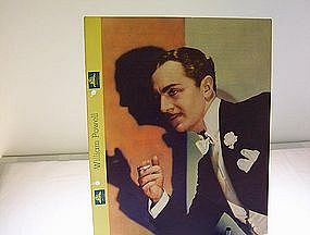William Powell MGM Star in Action