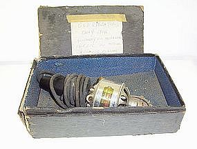 Old Vibrator early 1900's messaging medical cosmetic