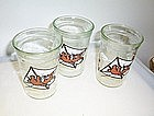 Tom & Jerry Welch's Jelly Glass 1990 empty