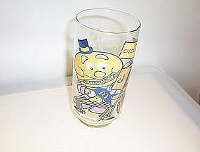 1977 McDonald's Collector glass