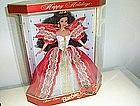 Barbie  1997 Happy Holidays Doll