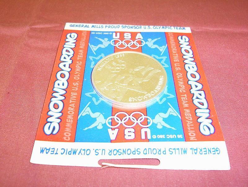 General Mills US Olympic Team Snowboarding