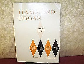 Hammond Organ owners playing guide