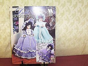 Crochet Dolly Doorstops Annie's Attic Inc.