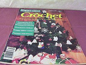 Women's Circle Crochet Winter 1981