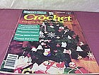 Women's Circle Crochet Winter 1981