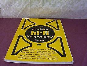 Modular hi-fi components MHF-34 Vol 34 SAMS