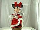 Minnie Mouse animated figure electric Christmas