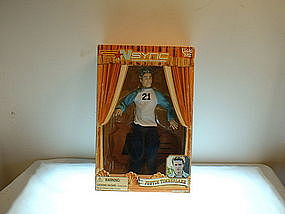 Justin Timberlake NSYNC collectible marionette