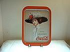 Drink Delicious Coca-Cola Tray 1971