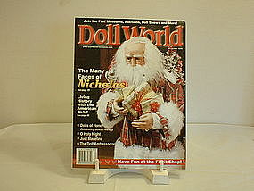 Doll World Magazine December 1999