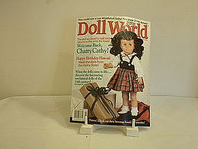 Doll World Magazine August 1999