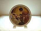 "Rockwell Society of America ""A Mother's Love"" plate"