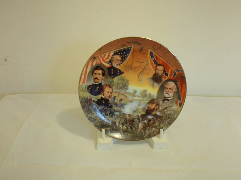 Antietam Collector Plate Limited Edition