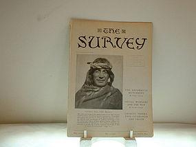 The Survey May 13, 1916 Volume XXXVI. No. 7