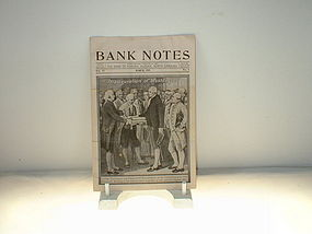Bank Notes March 1921 Bank of Aurora, NC