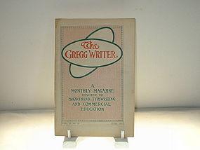 The Gregg Writer Vol. XV, No. 10. June 1913