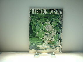Interior Design Magazine December 1967